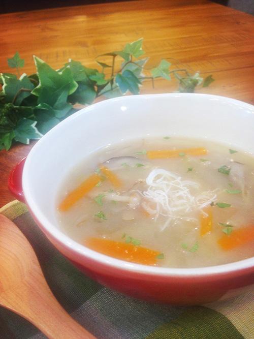 MISOスープ